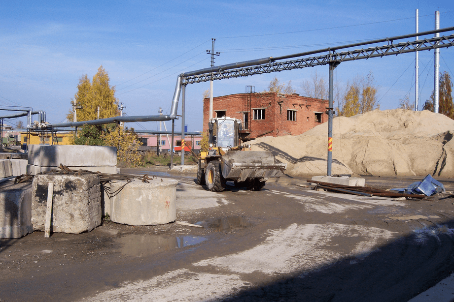 Полигон бетон бетон доставка миксер москва